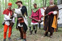 Vojska Václava IV. dobyla hrad Skálu
