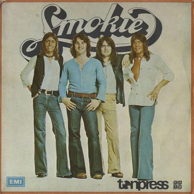 Archivní foto kapely Smokie