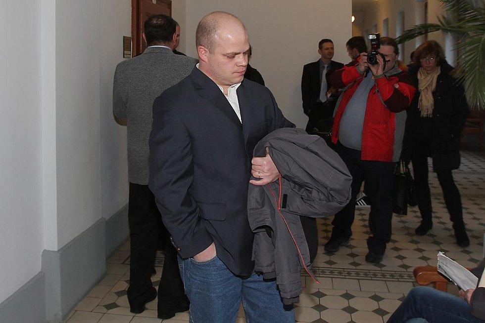 Michalu Poláčkovi hrozí za pokus vraždy až výjimečný trest