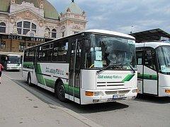 Autobusy ČSAD Plzeň