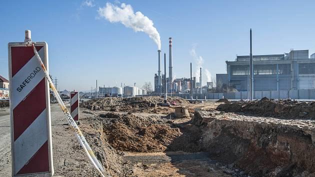 Přestavba železniční tratě z Plzně na Domažlice