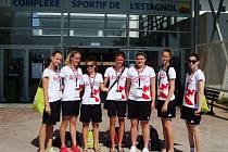Volejbalistky z Gymnázia Luďka Pika na světovém mistrovství škol obsadily 11. místo