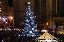 Advent dorazil na náměstí