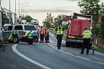 Tragická dopravní nehoda ve Stodu.