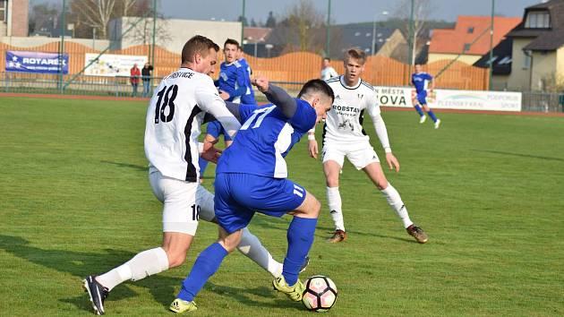 FK Tachov vs. Přeštice 0:1.