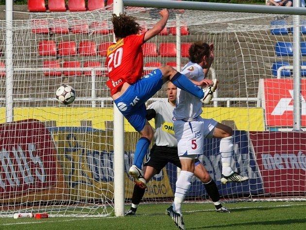 Fotbalisté Viktorie Plzeň porazili v sobotním utkání 27. kola první Gambrinus ligy celek 1. FC Brno těsně 3:2.