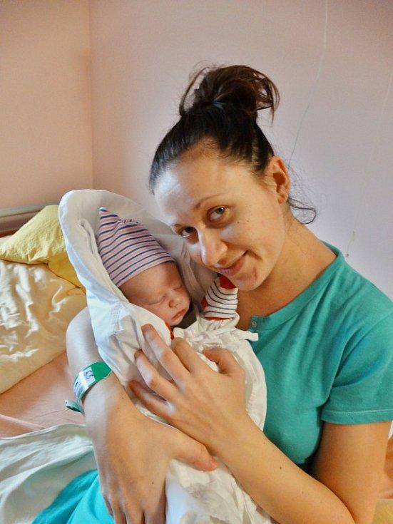 Stephanie Hajžman se narodila 6. ledna v19:31 mamince Marii a tatínkovi Martinovi zPlzně. Po příchodu na svět vplzeňské FN vážila jejich prvorozená dcerka 3710 gramů a měřila 52 centimetrů.