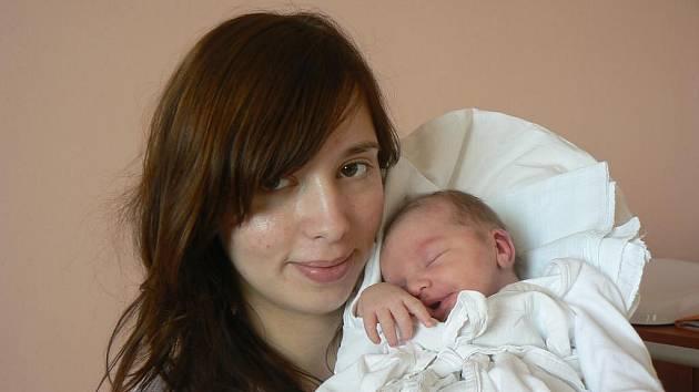 Nicol (3,09 kg, 48 cm) se narodila 13. listopadu ve 3.33 hod. ve fakultní nemocnici. Radost zprvorozené dcery má maminka Jitka Svobodová a tatínek Pavel Bonk zPlzně