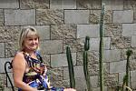 Alena Pirníková z Dolní Lukavice pěstuje kaktusy a sukulenty.