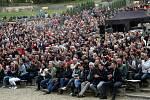 The Australian Pink Floyd Show v amfiteátru v Plzni na Lochotíně