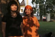 Martin Fojtíček a Jana Fojtíčková založili neziskovou organizaci Ledovec, která pomáhá lidem s duševním onemocněním nebo mentálním handicapem