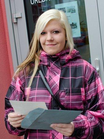 Michala Skolková, 18let
