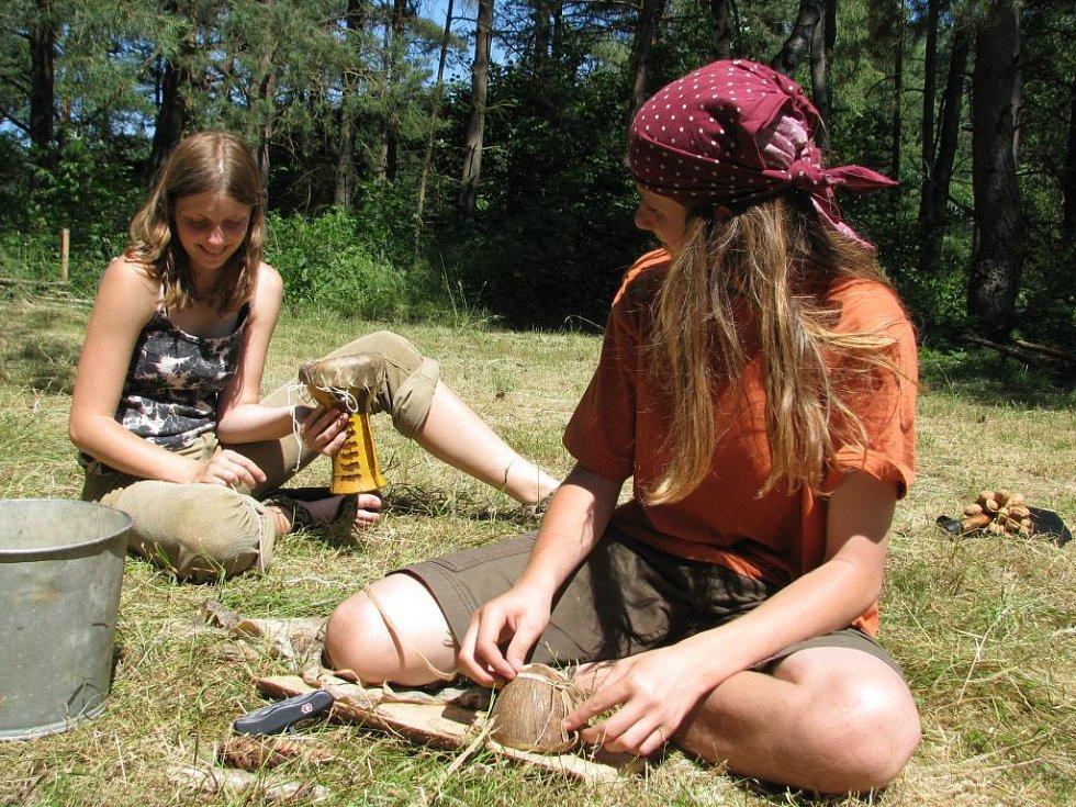 Mamutí tábor u Budislavic