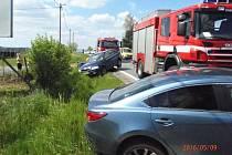 Nehoda u Losiné