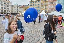 Vědecký festival se letos uskuteční během jednoho dne – v pátek 10. září, expozice však budou otevřené až do 18 hodin.