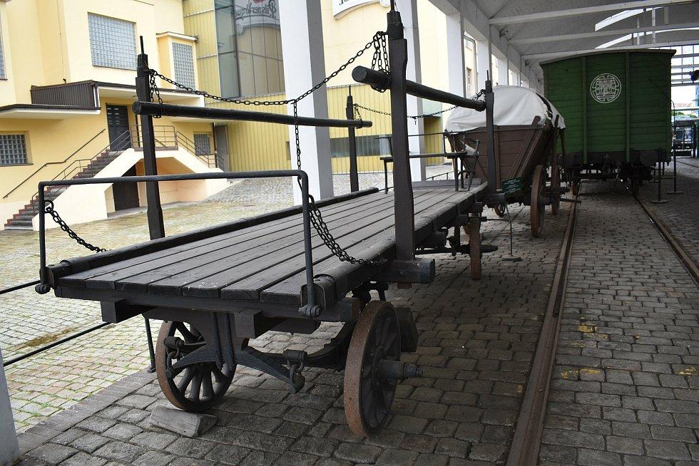 Z prohlídky Plzeňského Prazdroje v rámci Industry Open.