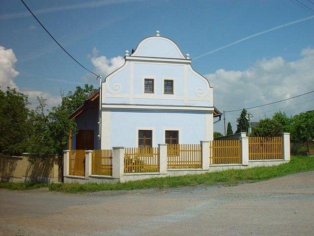 Rekonstrukce historických domů v Losiné pokračují. Podobných staveb jsou v obci bezmála dvě desítky
