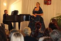 V Poříčí vzpomínali na Verdiho koncertem