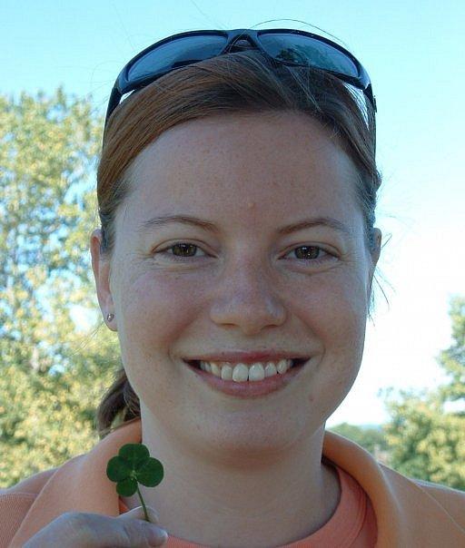 Naďa Čižmárová na snímku ze svého facebookového profilu