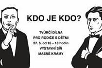 Tvůrčí dílna Kdo je kdo? Plzeň Masné krámy