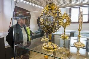Zahájení turistické sezóny 2017 v Nepomuku. Svatojánské muzeum bylo možné navštívit zdarma.