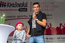 Cyklista Roman Kreuziger na Sportmanii