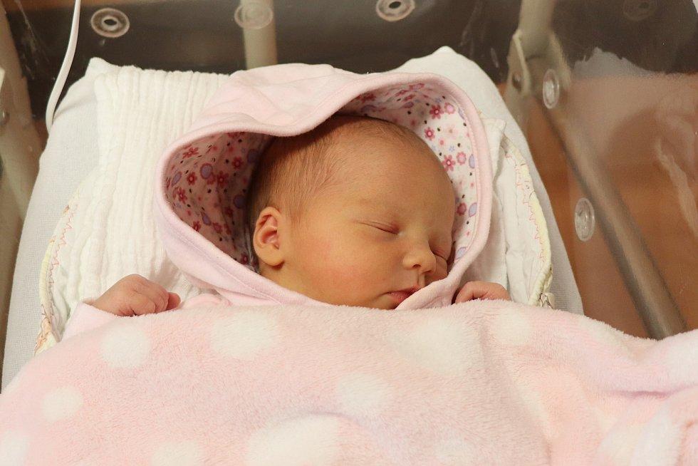 Magdaléna Hrubcová z Točníka se narodila v klatovské porodnici 4. dubna v 7:20 hodin (53 cm, 3860 g). Rodiče Marie a Roman pohlaví miminka věděli dopředu, bylo to tatínkovo velké přání.