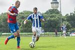 Přípravný zápas -  FC Viktoria Plzeň vs Jiskra Domažlice