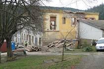 Z bývalé hospody do května příštího roku vznikne muzeum. Zpřístupněna má být i původní vyhlídková terasa.