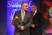 Slavnostní vyhlášení sportovce roku