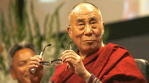 Dalajláma v Pasově. Tibetský duchovní vůdce si do Německa přijel pro cenu Lidé v Evropě