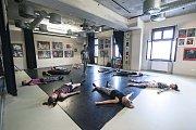 Taneční workshop- dechová cvičení