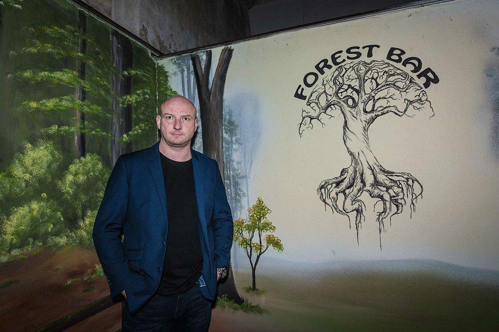 Majitel Forest baru Milan Plachý.