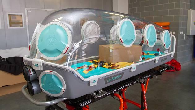Záchranáři mají nový biobox