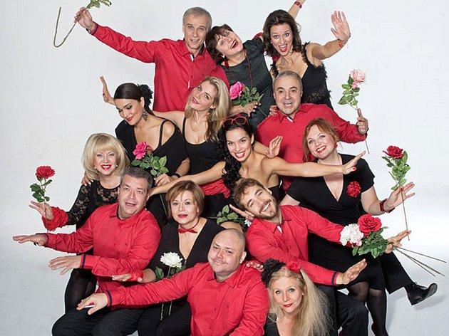 Hvězdné manýry uvede Divadelní společnost Háta 25. března v Měšťanské besedě v Plzni