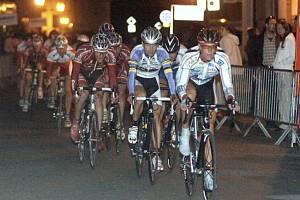 Večerní kritérium Grand Prix Borgers přilákalo do Rokycan hvězdy české i světové cyklistiky.