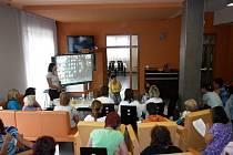 Letní škola nabídla učitelkám mateřinek z Plzeňského kraje klíče k velkému světu