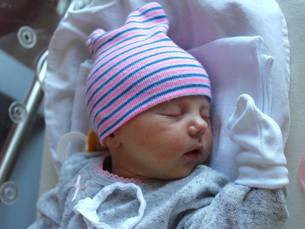 Rebecca Zamykalová se narodila v porodnici na Lochotíně 6. září ve 2:11 hodin (3710 g, 50 cm). Rodiče Lilija a Filip z Plzně věděli, že jejich prvorozené miminko bude holčička.
