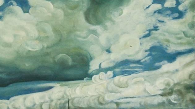 Obraz Mračna táhnou k Atlantiku od Stanislava Bukovského