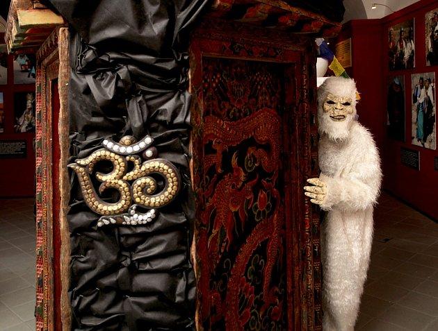 Yetti navštíví výstavu Šangri-la