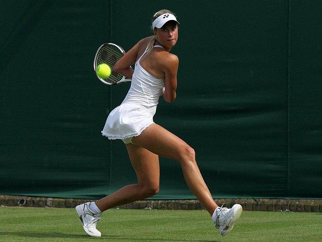 Česká tenistka Andrea Hlaváčková má za sebou nejlepší rok svojí dosavadní kariéry