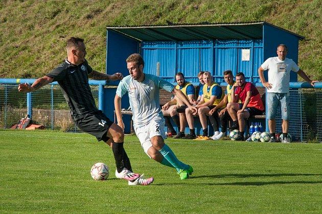 SK Rapid Plzeň - FK Okula Nýrsko 0:1.