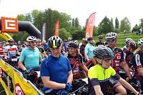 Jedenáctý Aimtec Open Race přitáhl k účasti znovu stovky bikerů.