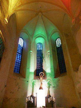 Oltář pro Zelenou Horu