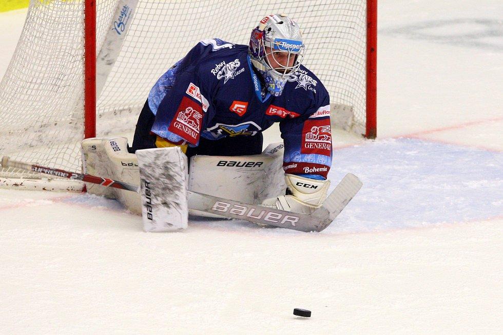 Hokejisté Plzně vyhráli nad Kladnem.