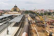 Rekonstrukce hlavního vlakového nádraží v Plzni