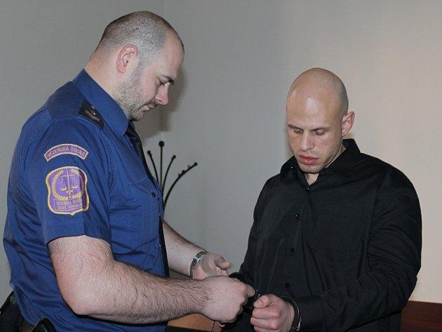 Zdeněk Kladívko u soudu