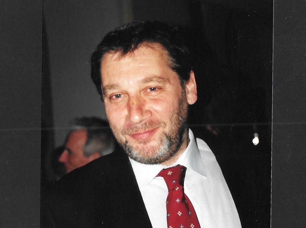 Tomáš Töpfer oslavil 70. narozeniny.