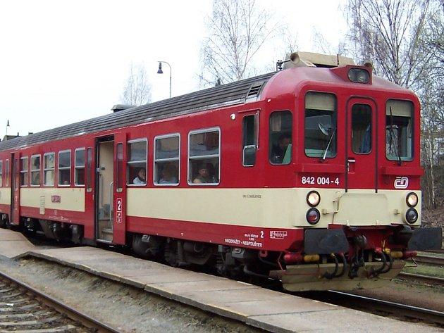 Vlak řady 842