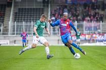 Na konci února vyhráli fotbalisté Viktorie Plzeň v Jablonci 2:1 i díky brance francouzského útočníka Jean-Davida Beauguela. Jak si povedou zítra doma na úvod nadstavby?